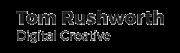 Tom Rushworth logo