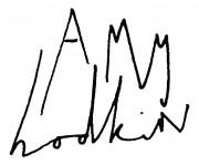 Amy Hodkin logo