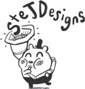 SteJ Designs logo