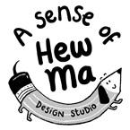 A Sense of Hew Ma logo