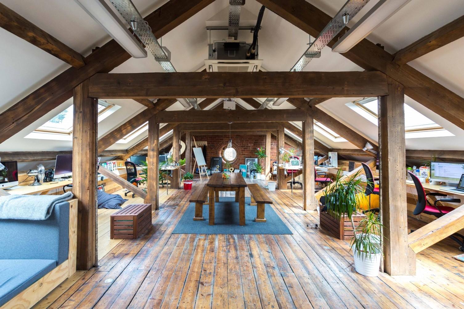 Duke Studios named in 'The best co-working spaces in Europe' - Duke