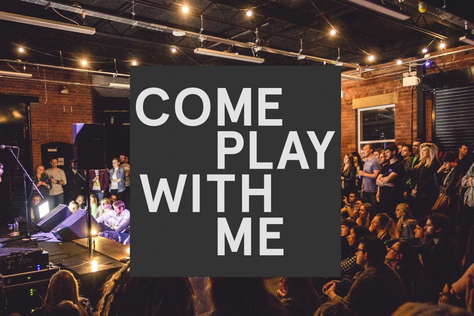 Come Play With Me Launch Event 24 9 15 Duke Studios